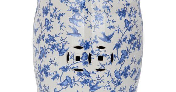 Ceramic Garden Stool Home Decor Ideas Pinterest Stools Stools And Budgeting
