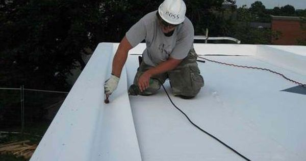 Is Your Flat Roof Starting To Leak Again The Truth Is That Most Flat Roofs Are Designed In Such A Way That Leak Flat Roof Repair Flat Roof Materials Flat Roof