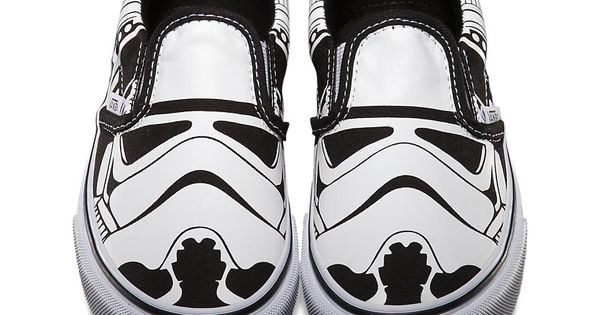 Groomsmen Star Wars Vans StarWars Vans Shoes Stormtroopers