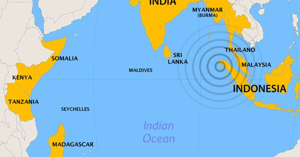 Wikipedia Article Quot 2004 Indian Ocean Earthquake Quot Natdis