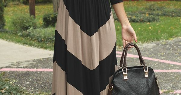 Maxi outfit for winter