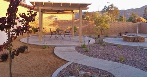Awe Inspiring Desert Landscaping Backyard Ugly House Photos Blog Archive Inspirational Interior Design Netriciaus