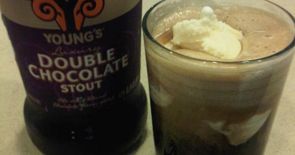 Beer float with good quality vanilla icecream and a decent stout or