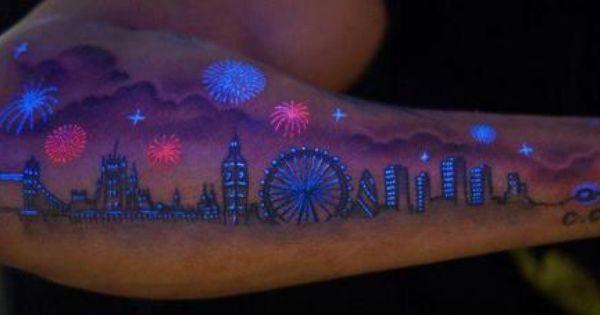Cool Arm Tattoo Idea