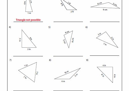pictures triangle inequality worksheet kaessey triangle inequality pinterest triangle. Black Bedroom Furniture Sets. Home Design Ideas