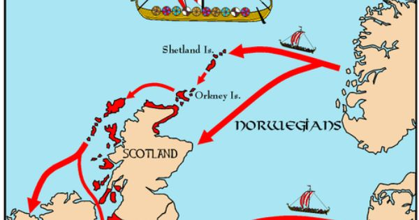 Viking settlements in scotland viking raid on lindisfarne vikings