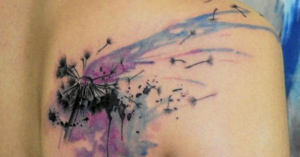 water color tattoo watercolor tattoo ink ILoveThis