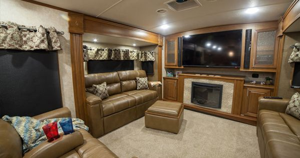 Front Living Room 5th Wheel Open Range 3x 377flr Fifth Wheel For Sale All Home Decor