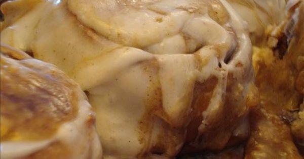 Eat Your Heart Out, Cinnabon: Cinnamon Rolls Recipe - Breakfast.Food.com - 201853