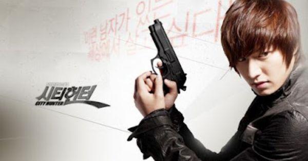 Profil Pemain Drama Korea City Hunter Lee Min Ho City Hunter Drama