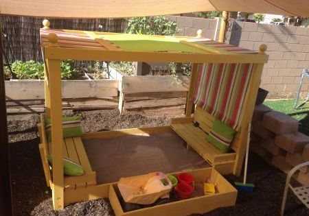 Sand Box Do It Yourself Home Projects From Ana White
