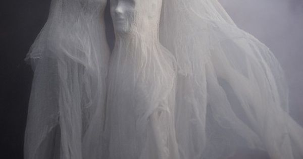 Cheesecloth spirits halloween ghosts halloween pictures happy halloween halloween images halloween decorations