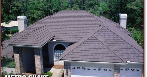 Metro Roof Products Manufactures Stone Coated Steel Roofs Metal Shingle Roof Solar Roof Shingles Solar Panels
