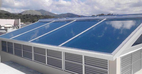 Barn Doors De Cristal Para Transformar Tus Espacios Roof Solar Panel Outdoor Decor Solar Panels