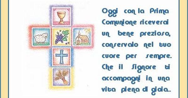 24 12 Related To Prima Comunione Inviti Frasi Di Auguri Per La Prima Comunione Comunione Immagini