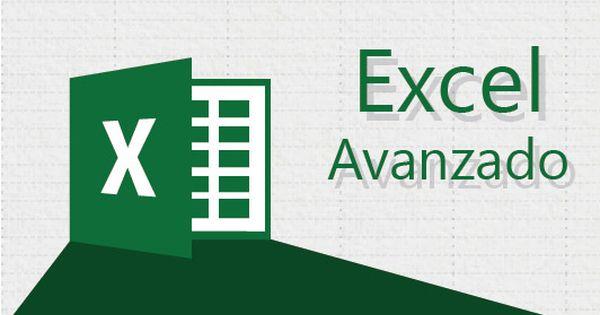 El Curso De Excel Avanzado Permite A Los Estudiantes Que Ya Poseen Un Buen Manejo Básico De Excel Profundizar En El Man Excel Microsoft Excel 3d Printed Metal