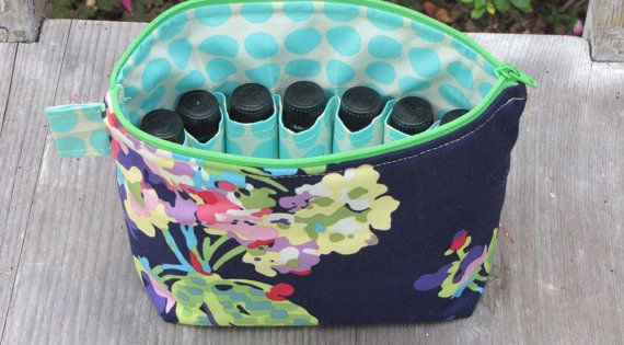 Pdf Tutorial Pattern For Up To 20 Bottles Essential Oil Bag