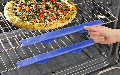 Put Your Hands in the Oven with a Silicone Oven Shield Sometimes