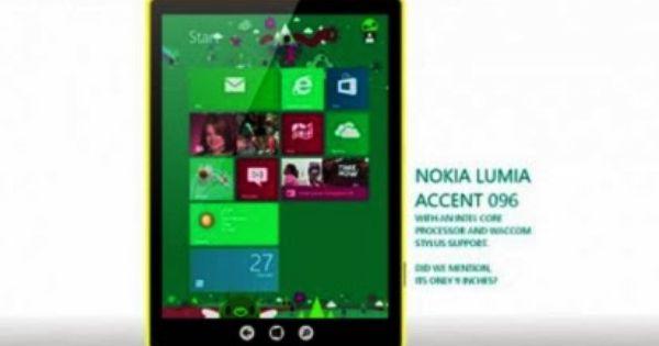 Info Teknologi Gadget Terbaru Tentang Bocoran Spesifikasi Dan Harga Nokia Lumia Accent 096 Windows 8 Pro Yang Bakal Menjadi Pesa Teknologi Gadget Ipad Ipad Air