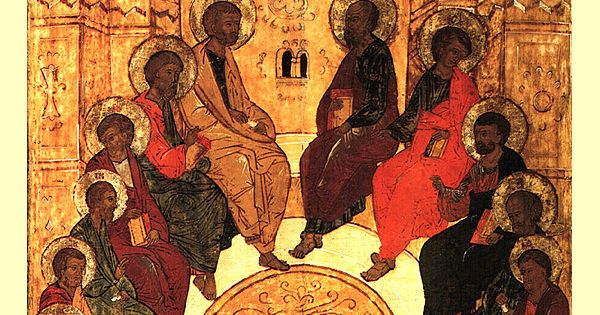 pentecost eastern orthodox 2015