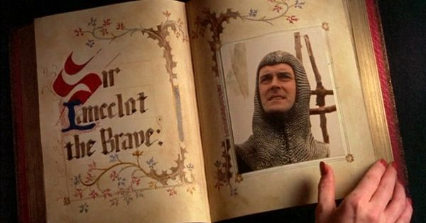 monty python and sir gawain and Get all the details on monty python and the holy grail: trivia  gilliam was  originally scripted to play sir gawain, a character who would continuously break  the.