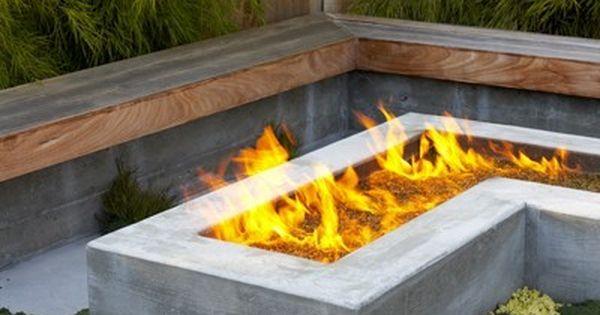 Landscape Design, FirePit