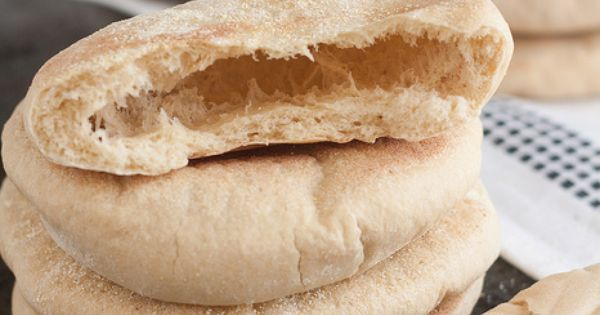 Homemade Whole Wheat Pita Bread | Bake | Pinterest | Breads and ...