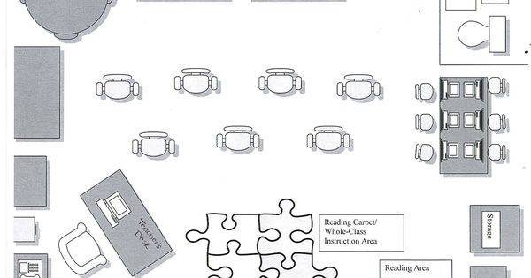 Kaplan Classroom Design : This is the basis for setting up my kindergarten