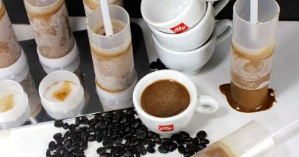 Coffee and Kahlua pushpops