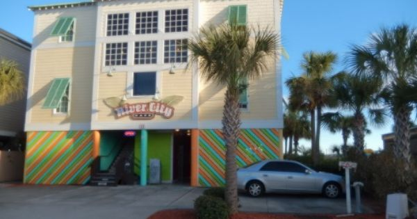 Myrtle Beach River City Cafe Oceanfront Restaurant Myrtle Beach Restaurants Myrtle Beach South Carolina Myrtle Beach