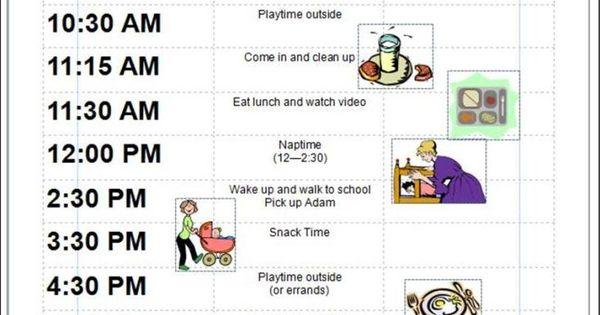 children's chore charts