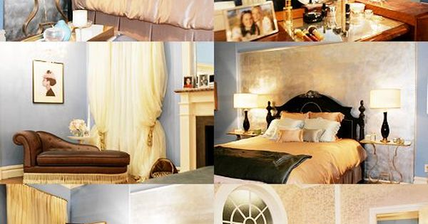 Interior inspiration blair waldorf fashionably late for Blair waldorf bedroom ideas
