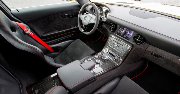 pinterest the worlds catalog of ideas - Mercedes Benz Sls Amg Black Series Interior