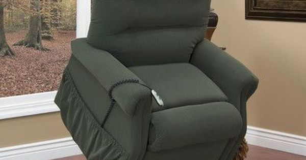 Rabon Manual Wall Hugger Recliner Lift Recliners Chair