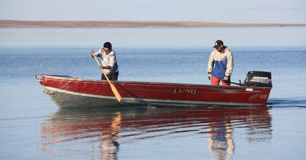 nunavut fishing regulations 2015