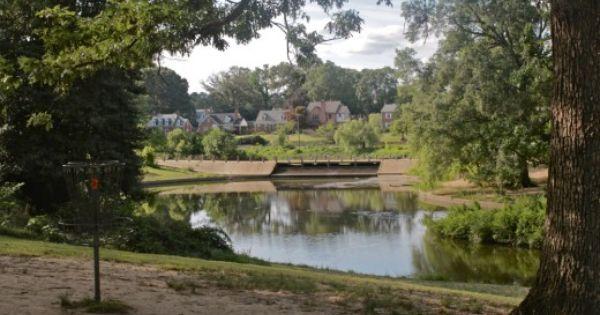 A Short History Of Bryan Park Richmond Virginia Park The Good Place