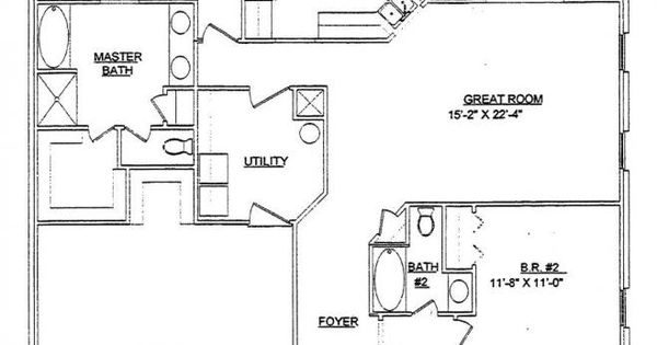Metal 40x60 homes floor plans steel frame home package for 40x60 metal building floor plans