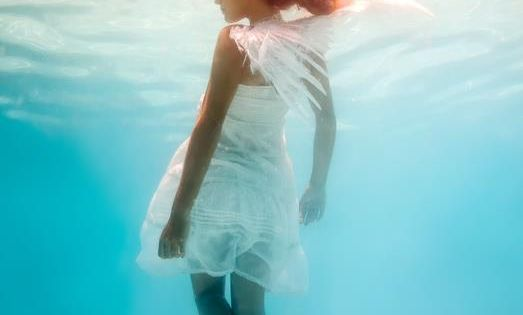 Angel by Elena Kalis Underwater Photography inspiration photography art underwater elena kalis