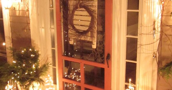 Front Porch Christmas Decorating Ideas | DIY-Christmas-Porch-Ideas-39