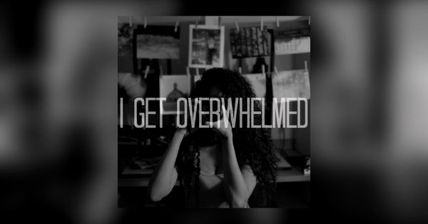 Dark Rooms I Get Overwhelmed 2017 A Ghost Story Single Audio Dark Room Ghost Stories Overwhelmed