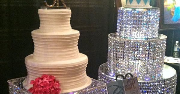 crystal wedding cakes in lafayette la the world s catalog of ideas 13122