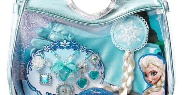 Disney Frozen Princess Elsa Jewelry Hair Braid Amp Gloves