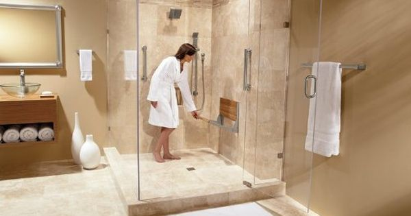 Moen Dn7110 Home Care Fold Down Shower Seat Bathtub And