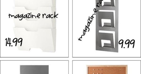 craft room storage ideas from Ikea