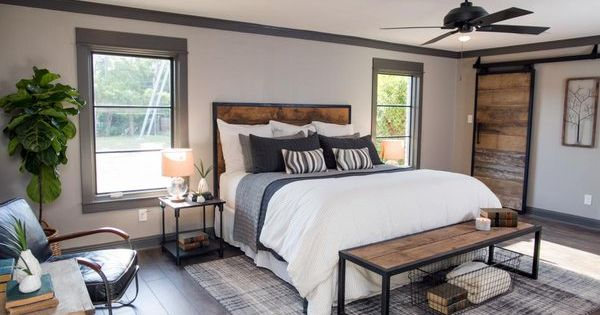 bachelor pad from fixer upper - Google Search  room furniture  Pinterest