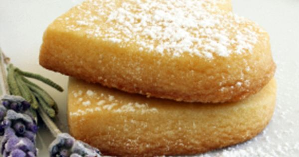 ... Glorious Food | Pinterest | Shortbread Cookies, Lavender and Cookies