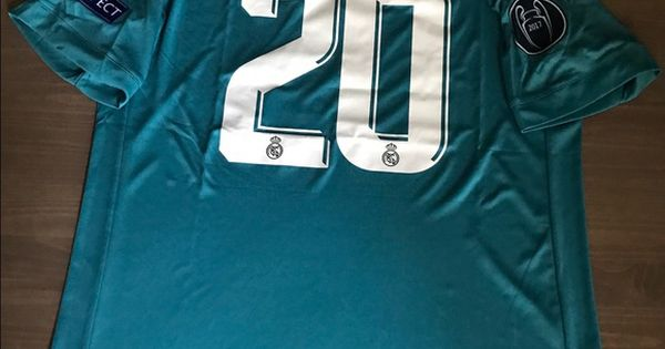 Real Madrid Asensio 20 Soccer Jersey Adidas Men Nwt With Images