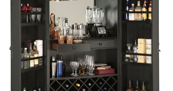Miller Sambuca Wine Bar Cabinet 695 142 Cabinets Bar And Wine