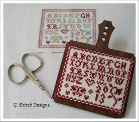 Istitch Designs Cross Stitch Finishing Cross Stitch Modern Embroidery