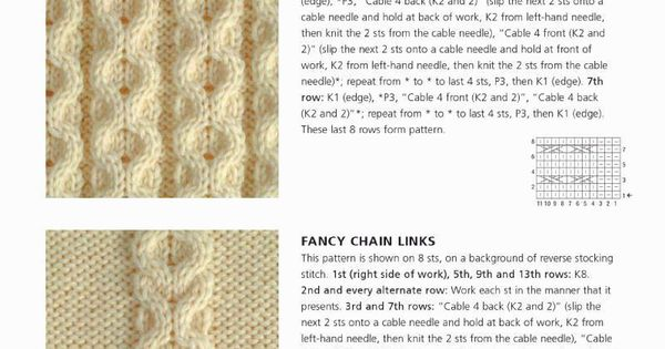 400 Knitting Stitches Download : 400_knitting_stitches-69.jpg knitt stitches Pinterest